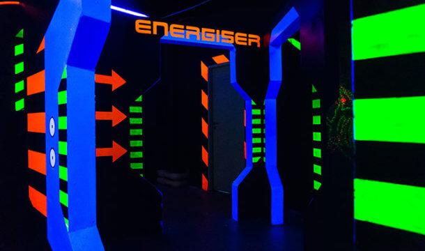Laser Tag Mayhem!