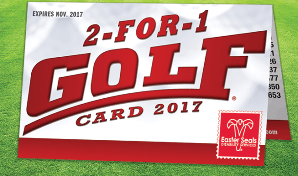 Time To Get A 2017 Golf Card!