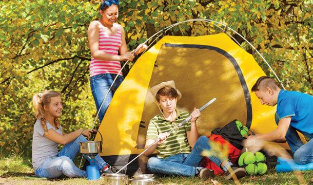 It's Camping Season!