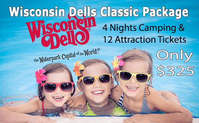 Wisconsin Dells Classic Package