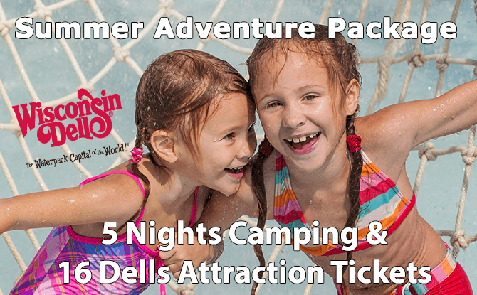 Dells Summer Adventure Package