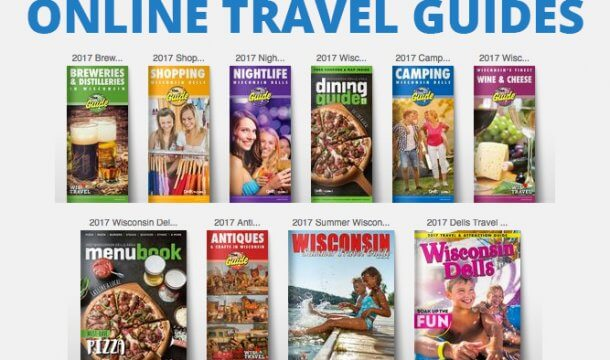 View our Online Travel Guides and Plan your Vacation TODAY!