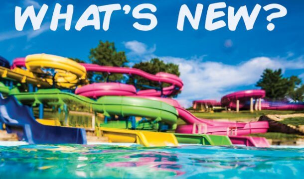 Here are all the new & exciting things in Wisconsin Dells this year!