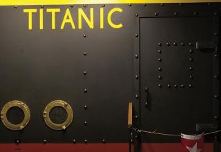 Escape Titanic Fire Room