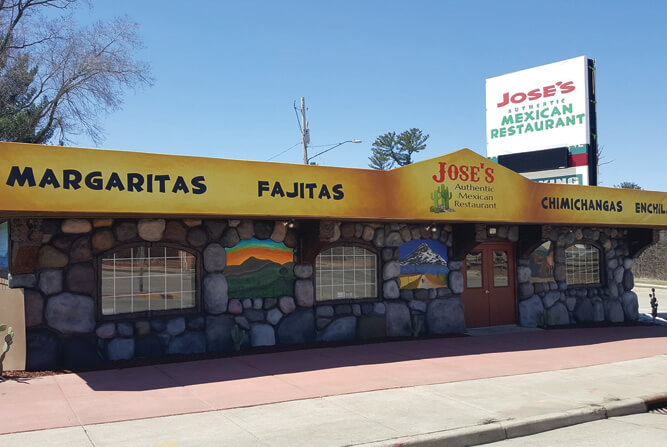 Jose S Authentic Mexican Restaurant Is Now Open In Lake