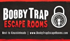 Booby Trap Escape Rooms