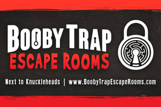 Booby Trap Escape Rooms Knuckleheads Reviews Amp Info