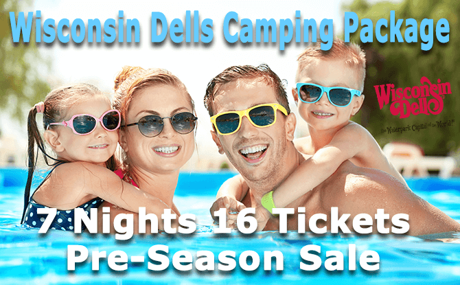 WIS DELLS FAMILY VACATION PACKAGE