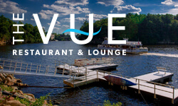 The Vue Restaurant & Lounge @ River Inn