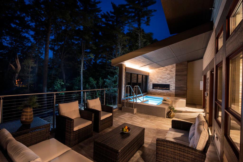 Woodland Retreat Suite