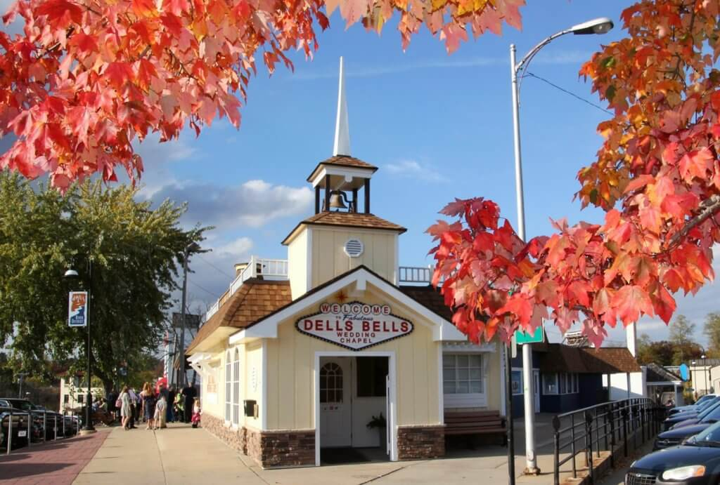 Dells Bells Wedding Chapel