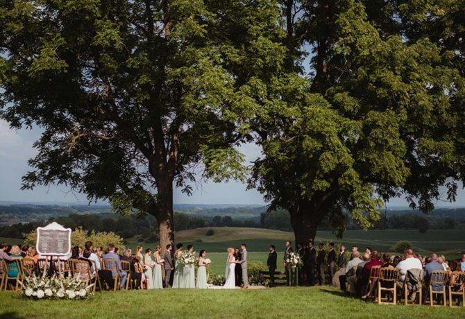 Wisconsin Dells Weddings
